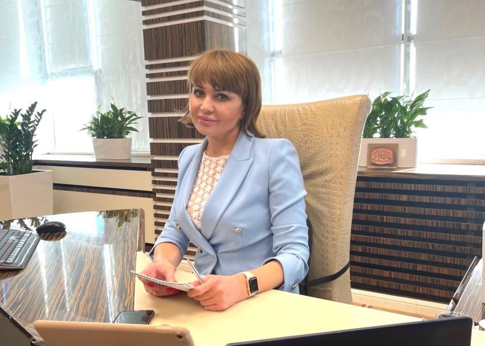 Татьяна Сергиенко ©Изображение пресс-службы Сбербанка