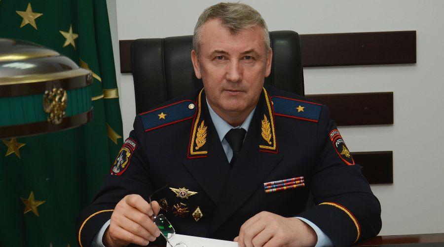 Владимир Алай ©Фото пресс-службы МВД по Адыгее