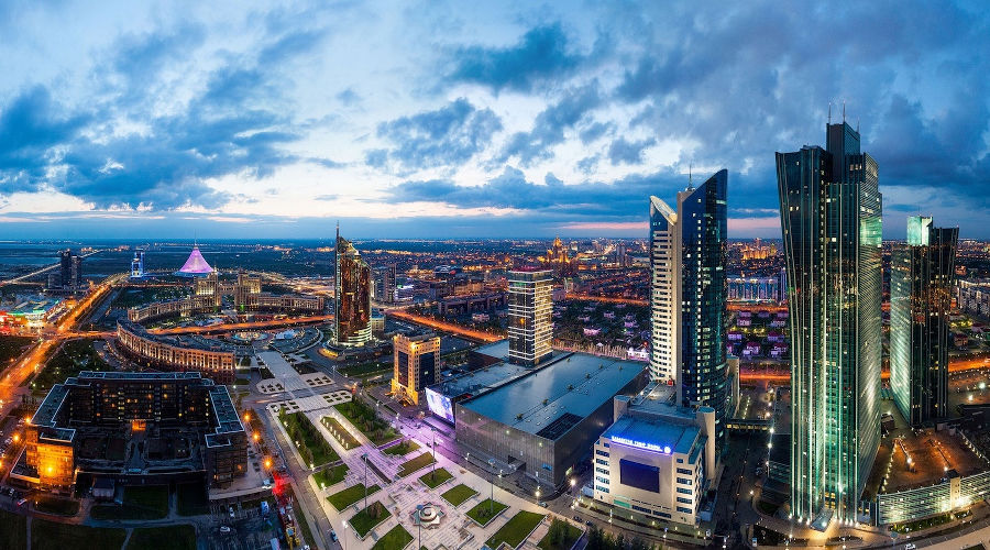 Астана ©Фото пресс-службы администрации Астаны