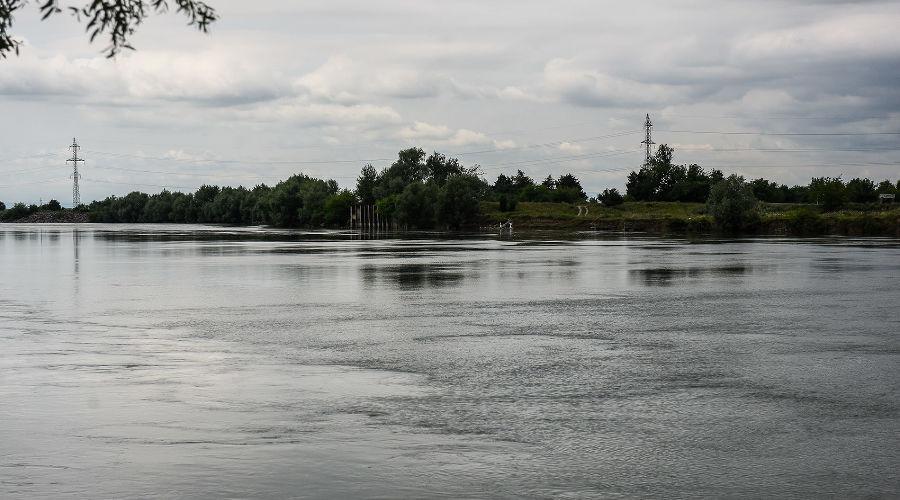 Река Кубань ©Фото Елены Синеок, Юга.ру
