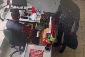 """©Скриншот видео из телеграм-канала """"Телетайп Краснодара"""", t.me/tipichkras"""