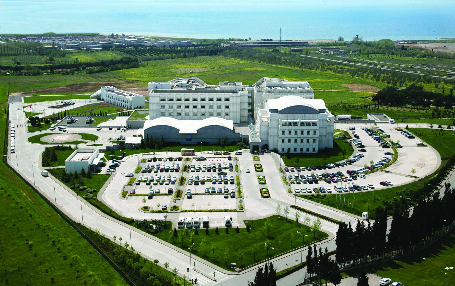 Медицинский центр «Анадолу» с Стамбуле ©Фото пресс-службы медицинского центра «Анадолу»