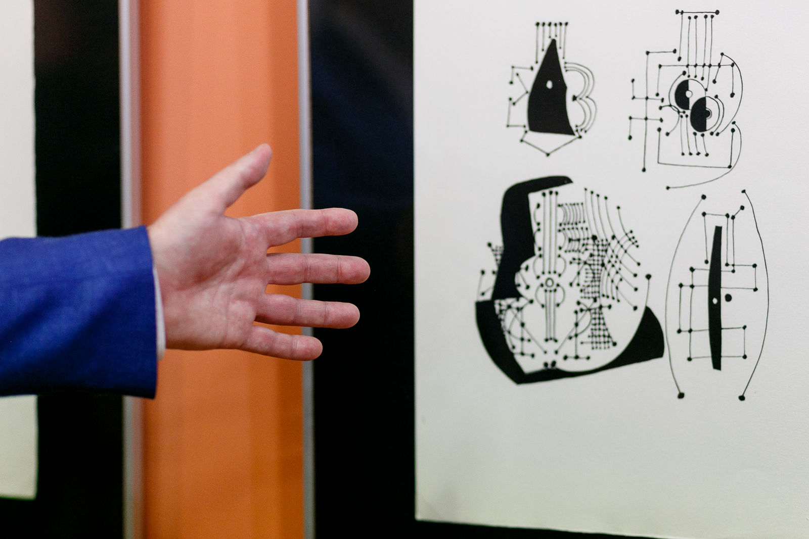 ©Фотография предоставлена организатором выставки «Пабло Пикассо: художник среди поэтов» в Краснодаре