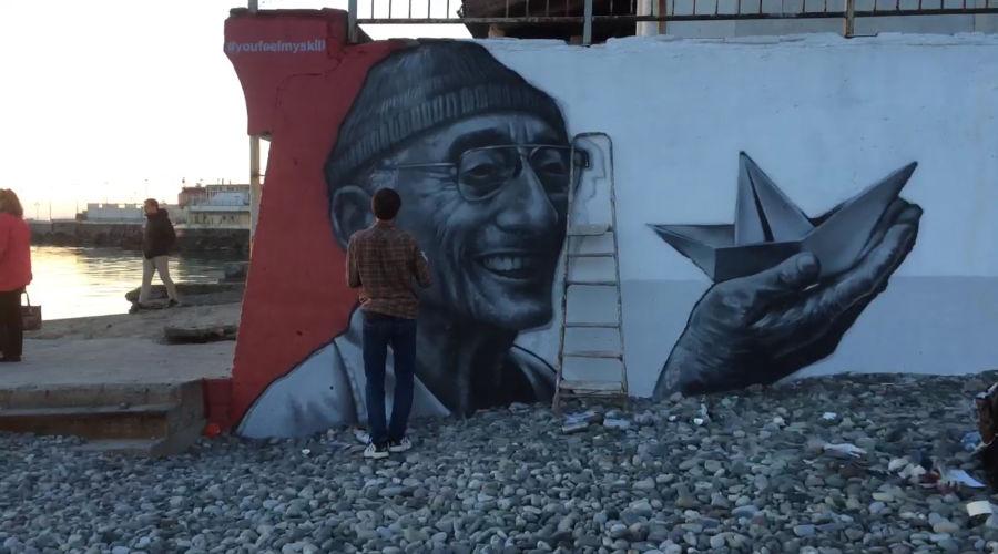 ©Скриншот видео группы «Современное искусство» «ВКонтакте», vk.com/another_art