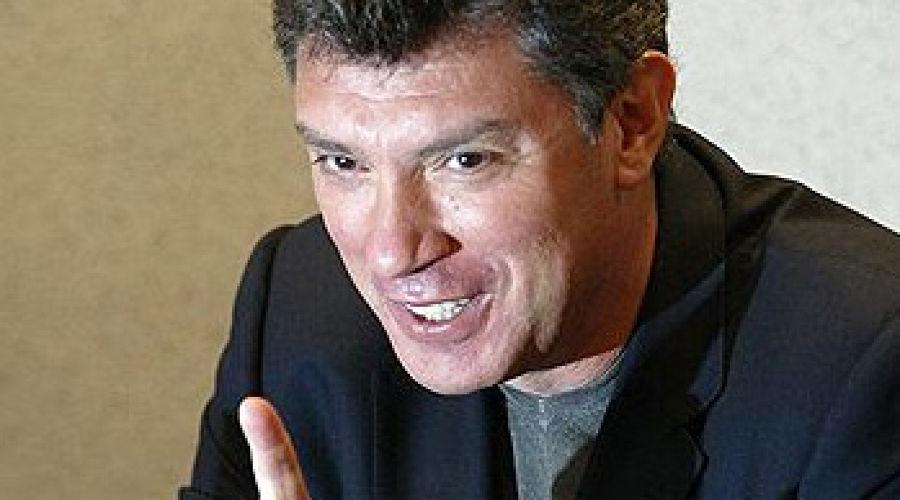 Борис Немцов. Фото: Коммерсантъ ©Фото Юга.ру