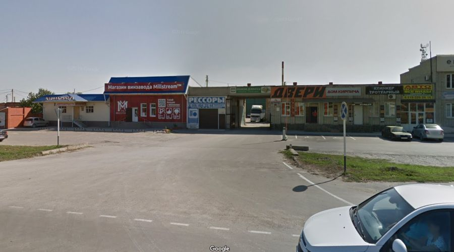 ©Скриншот из Google.Maps