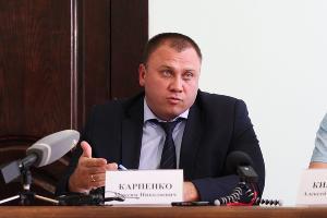 Максим Карпенко ©Фото пресс-службы администрации Краснодара