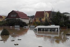 Наводнение в Сочи 25 июня 2015 года. Пос. Мирный ©http://www.blogsochi.ru/