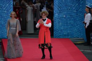 Александр Ревва на открытии фестиваля «Кинотавр» в Сочи  ©Фото Артура Лебедева, Юга.ру