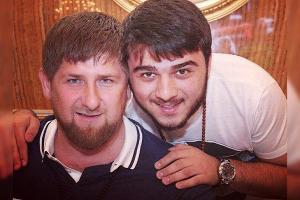 Рамзан и Хамзат Кадыровы ©Фото из инстаграма Рамзана Кадырова
