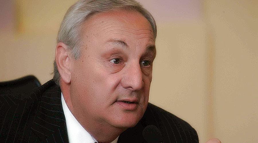 Президент Абхазии Сергей Багапш ©Фото Юга.ру