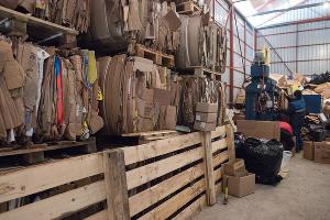 Раздельный сбор отходов на курорте «Роза Хутор» ©Фото Екатерины Лызловой, Юга.ру