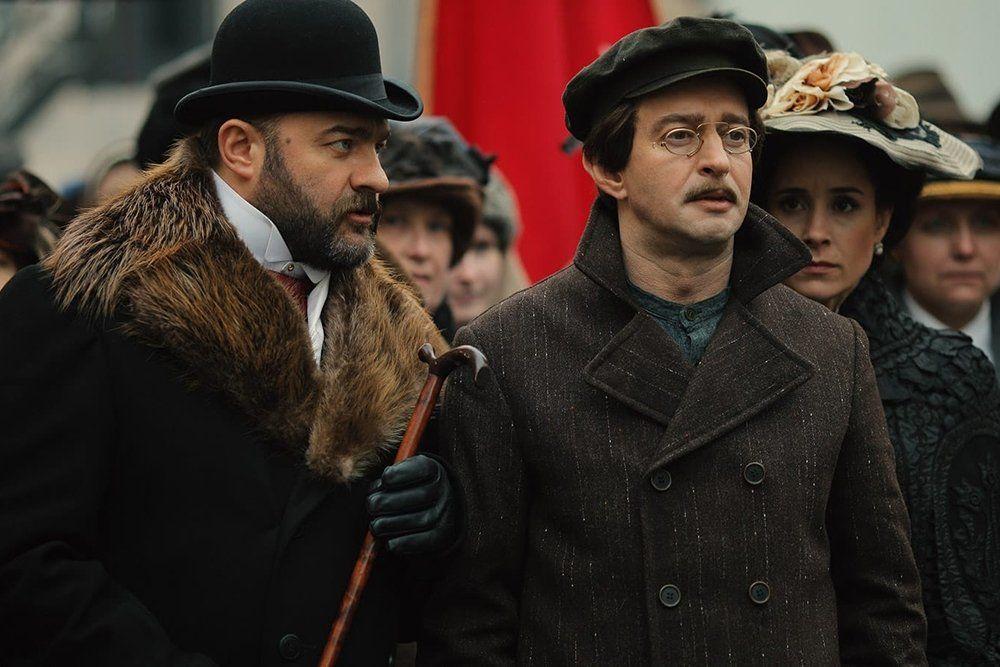 Кадр из сериала «Троцкий» ©gazeta.ru