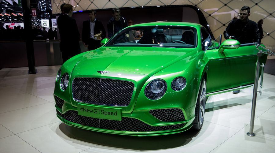 Bentley GT Continental Speed ©Фото Falcon Photography, wikipedia.org, (CC BY-SA 2.0)