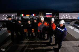 """Запуск проекта """"Южный поток"""" в Анапе ©Геннадий Аносов"""