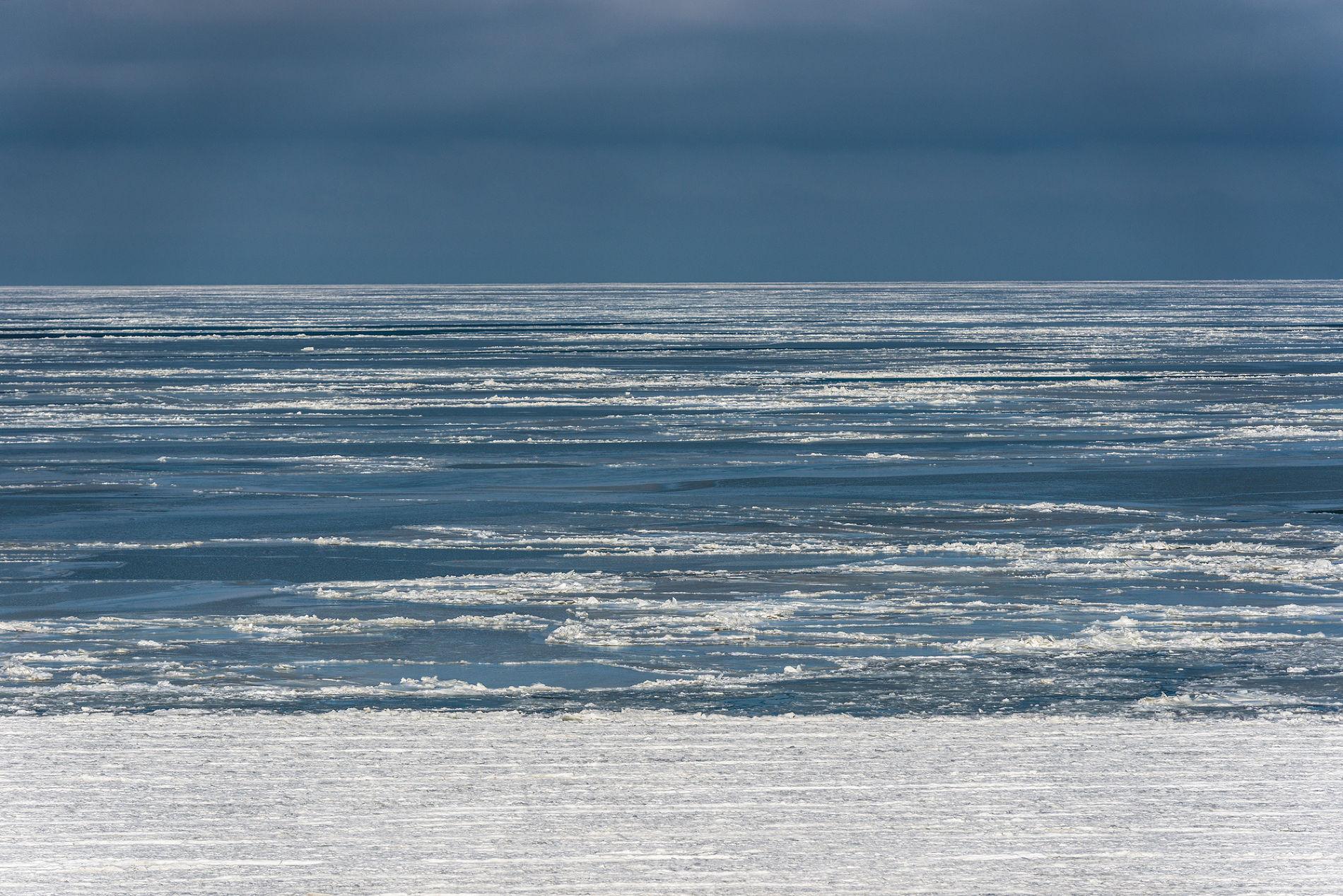 Азовское море, поселок Пересыпь ©Фото Алексея Школьного