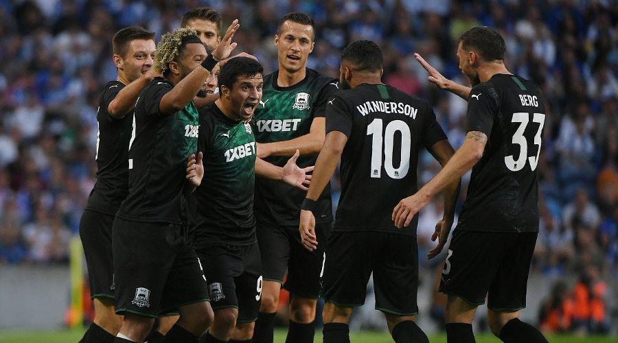 Krasnodar Proshel V Sleduyushij Raund Ligi Chempionov Uefa Obygrav Portu V Otvetnom Matche