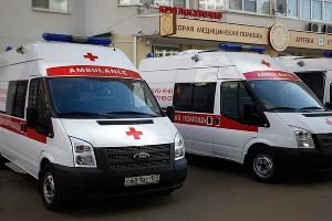 Первая частная скорая помощь в Краснодаре  ©Влад Александров, ЮГА.ру