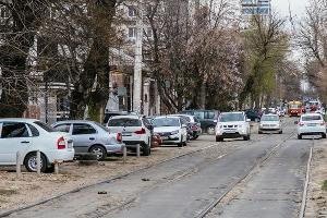 Улица Коммунаров в Краснодаре ©Фото пресс-службы администрации Краснодара