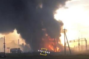 ©Скриншот видео из телеграм-канала «Туподар – Краснодар», t.me/typodar