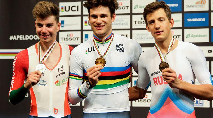 ©Фото пресс-службы Федерации велосипедного спорта России