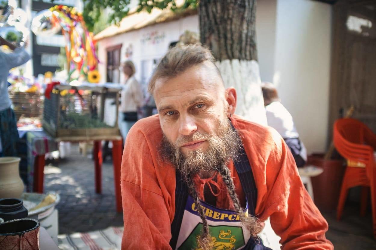 Иван Безбородов ©Фото Сергея Шульги