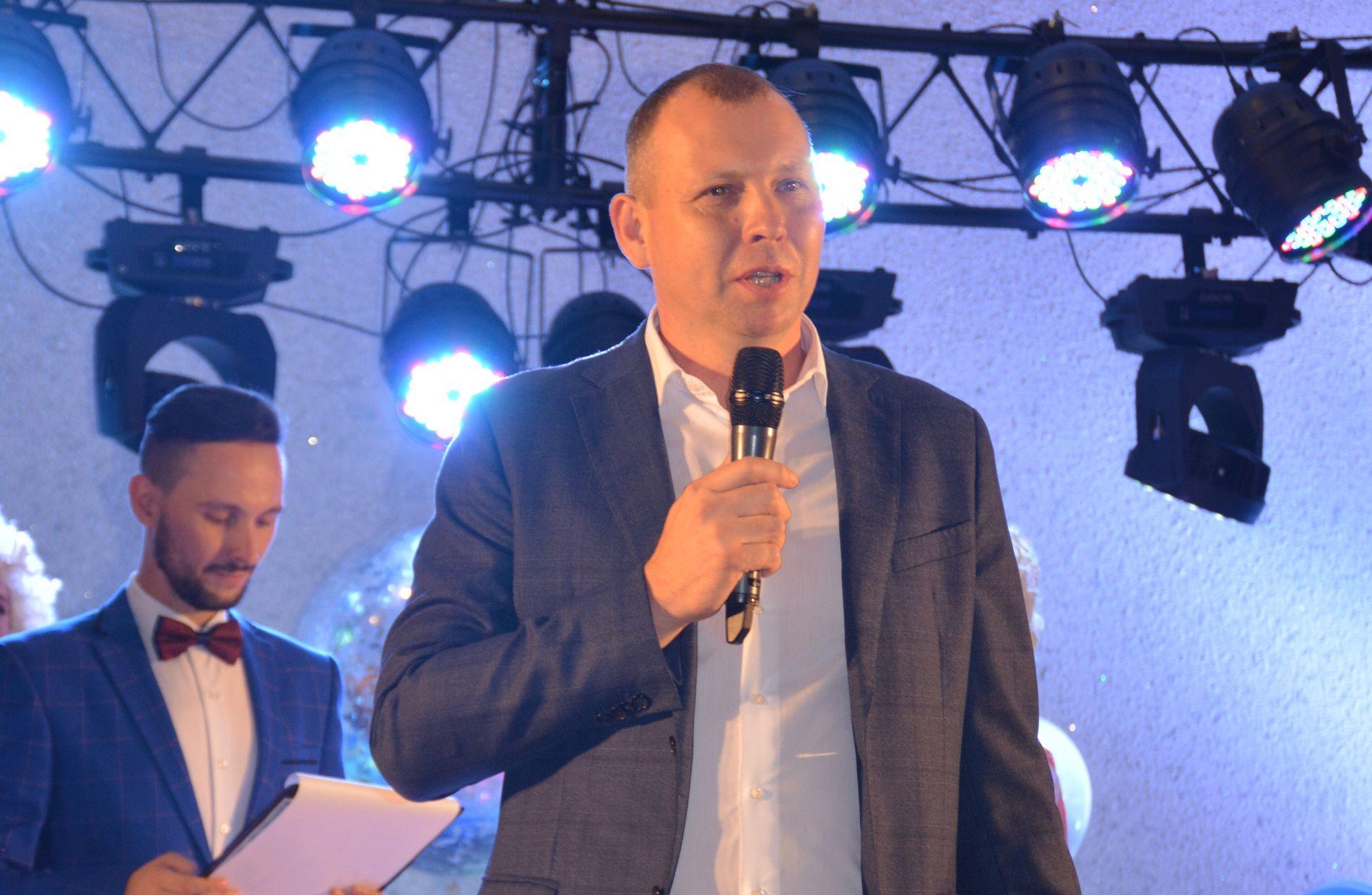 Исполнительный директор «ЕвроХим-БМУ» Вадим Паршаков ©Фото Антона Быкова