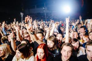 Концерт Limp Bizkit в Краснодаре ©Николай Ильин, ЮГА.ру