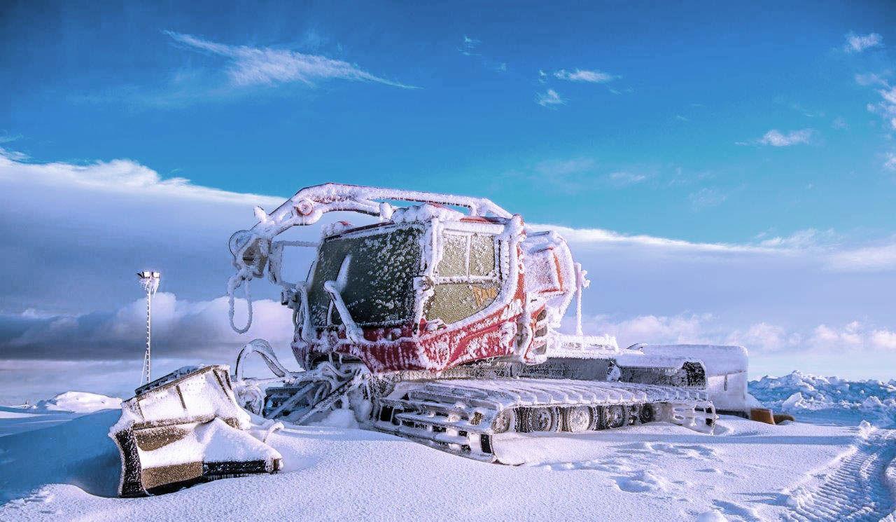Ратрак ©Фото пресс-службы горного курорта «Роза Хутор»