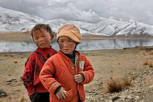 Олег Сивовалов «Дети» ©Фото предоставлено фотоклубом «Лагонаки»