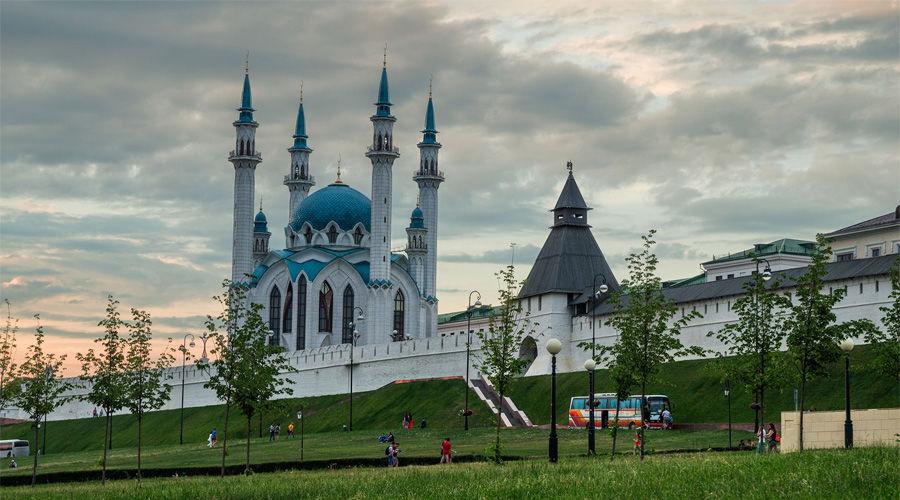 Казанский Кремль ©Фото Missis87 с сайта commons.wikipedia.org