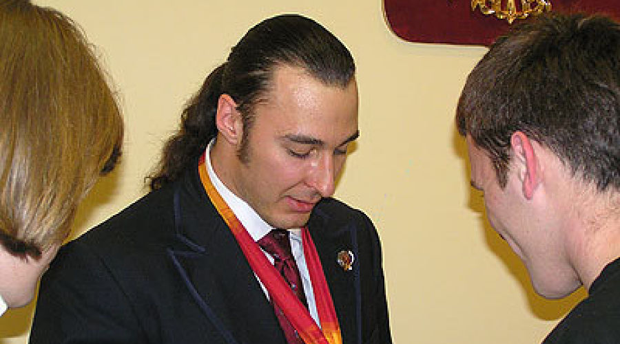 Алексей Воевода (Сочи) - серебряный призер Олимпиады в Турине ©Фото Юга.ру