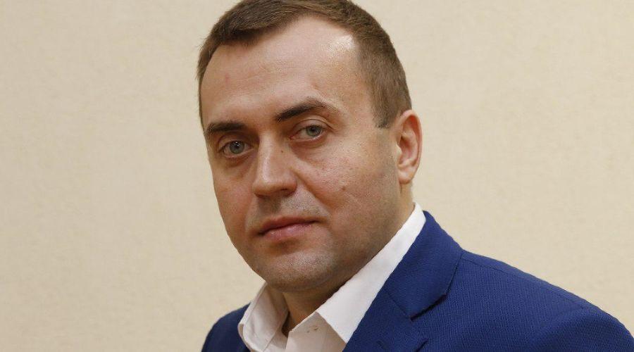 Александр Грачев ©Фото пресс-службы администрации Краснодара