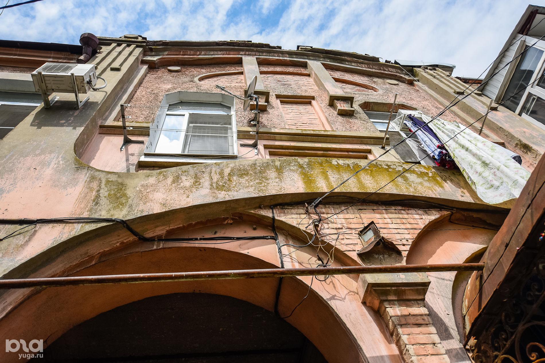 Леваневского, 27. Доходный дом, 1900–1910 гг. ©Фото Елены Синеок, Юга.ру