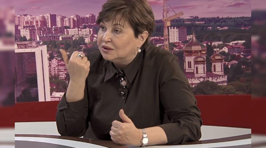 Ирина Санникова ©Скриншот видео atvmedia.ru, youtu.be/V4wDzxOFOrk