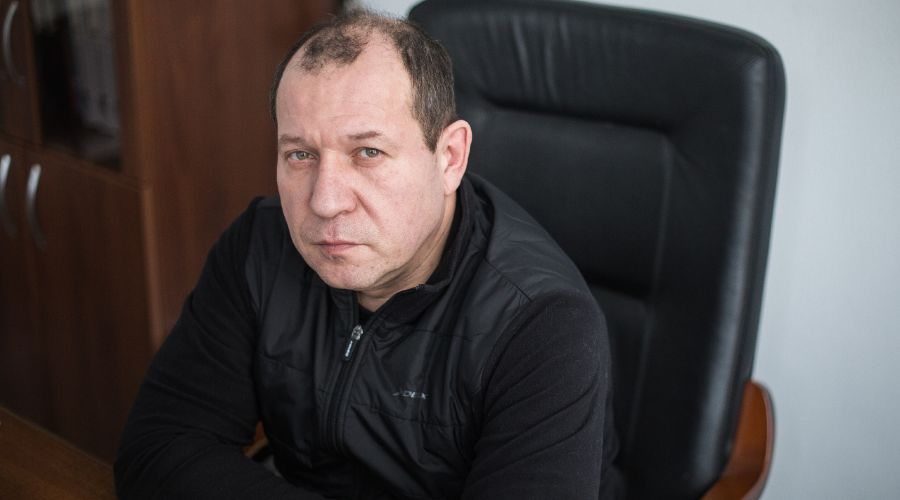Игорь Каляпин ©Фото пресс-службы «Комитета против пыток»