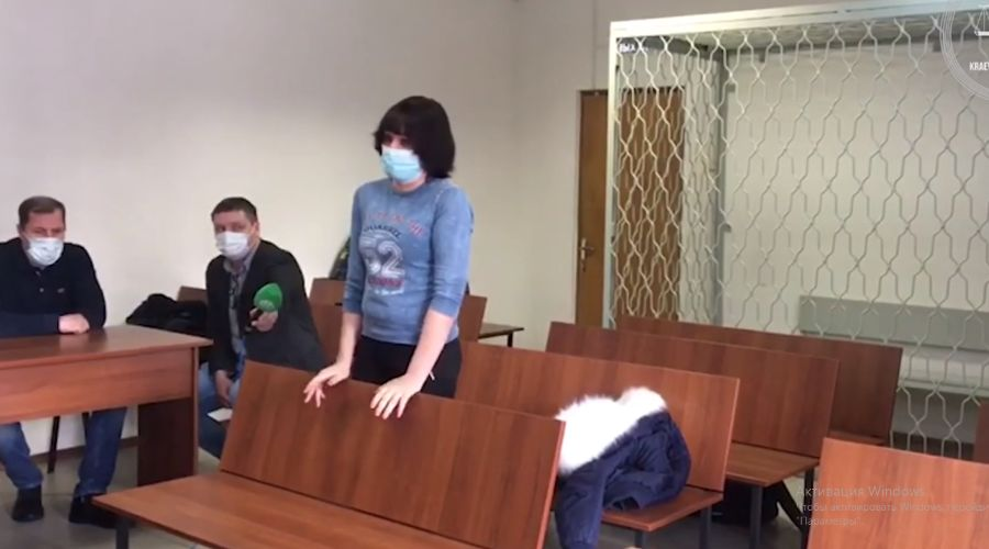©Скриншот видео из YouTube Краснодарского краевого суда, youtube.com/channel/UCFdq2NA6H8KKPcTq4vHYoDA