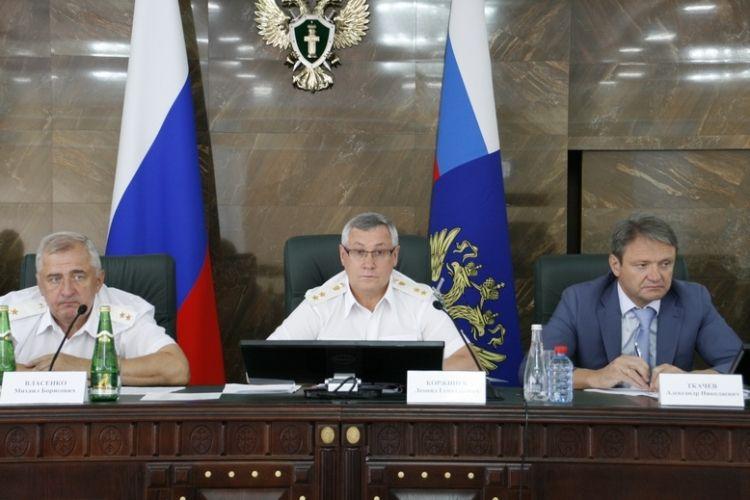 Заместитель Юрия Чайки оправдал свои действия вотношении лидеров кущевской банды