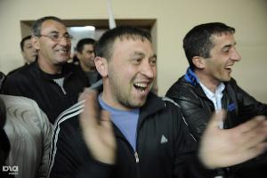 Выборы президента в Южной Осетии ©Михаил  Мордасов. ЮГА.ру