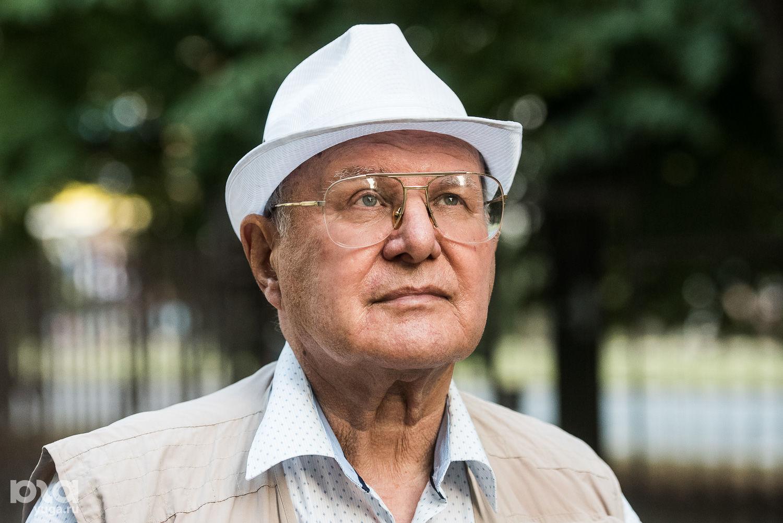 В 1971 году Владимир Рунов работал редактором Краснодарской студии телевидения ©Фото Елены Синеок, Юга.ру