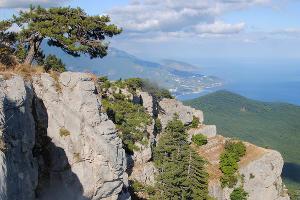 Гора Ай-Петри ©Фото с сайта rossija.info