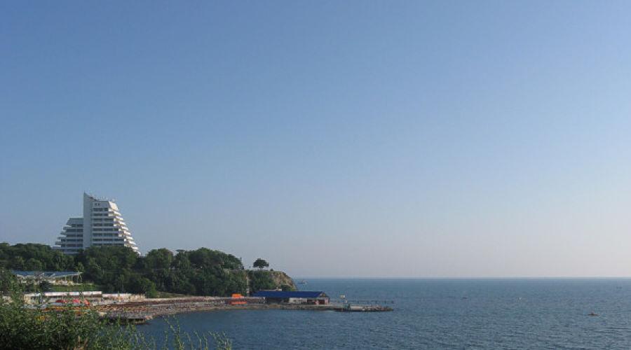 Город-курорт Анапа (Черное море) ©Фото Юга.ру