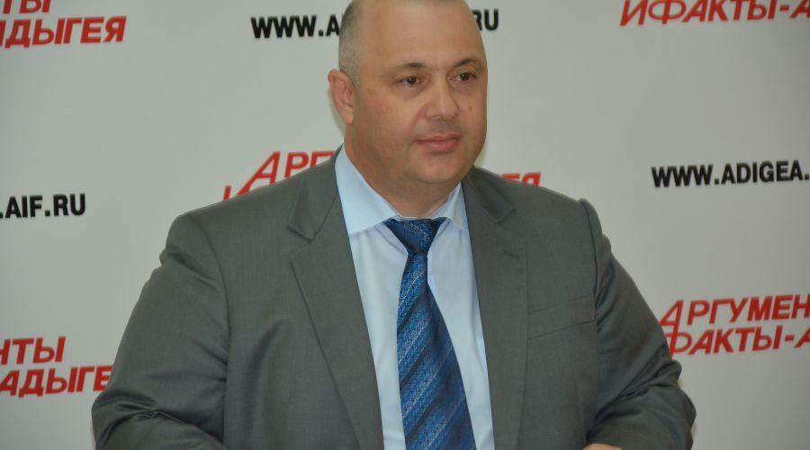 Азамат Коблев ©Фото Алексея Гусева