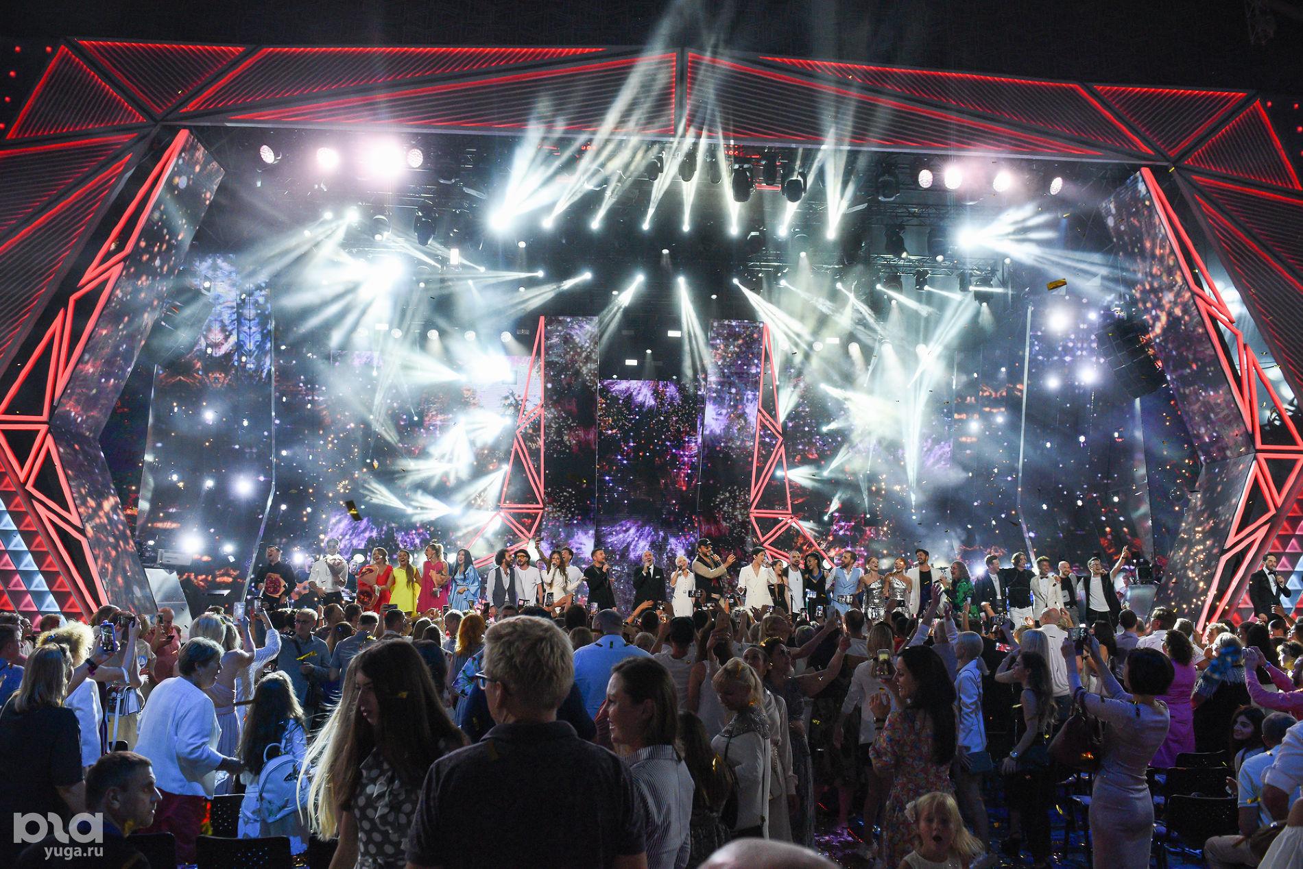 В Сочи летом 2021 года состоится конкурс «Новая волна»