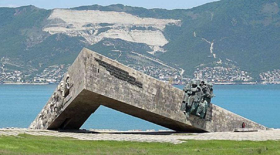 """Мемориал """"Малая Земля"""", Новороссийск ©http://www.rusrooms.ru"""