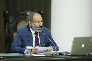 Никол Паншинян ©Фото с сайта primeminister.am