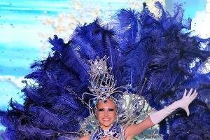 Карнавал в Геленджике ©Елена Синеок. ЮГА.ру