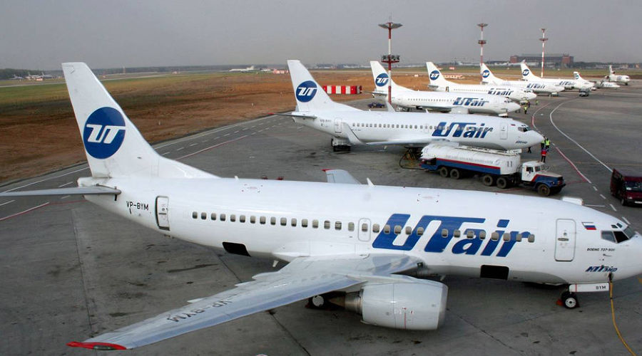 Авиакомпания UTair ©Фото с сайта hot-pattaya.ru
