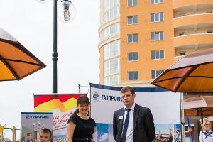 """ЖК """"Европейский"""" провел в Краснодаре """"Weekend в западном стиле"""" ©Елена Синеок"""