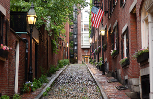 Улица в Бостоне